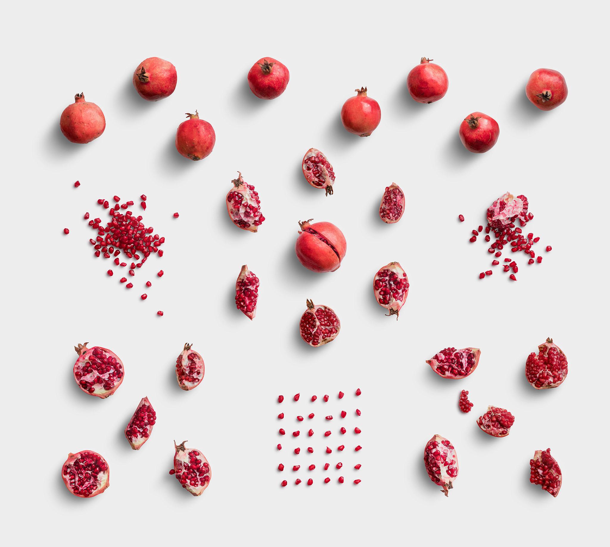 Fruit Pomegranates 01 Item Scene Creator