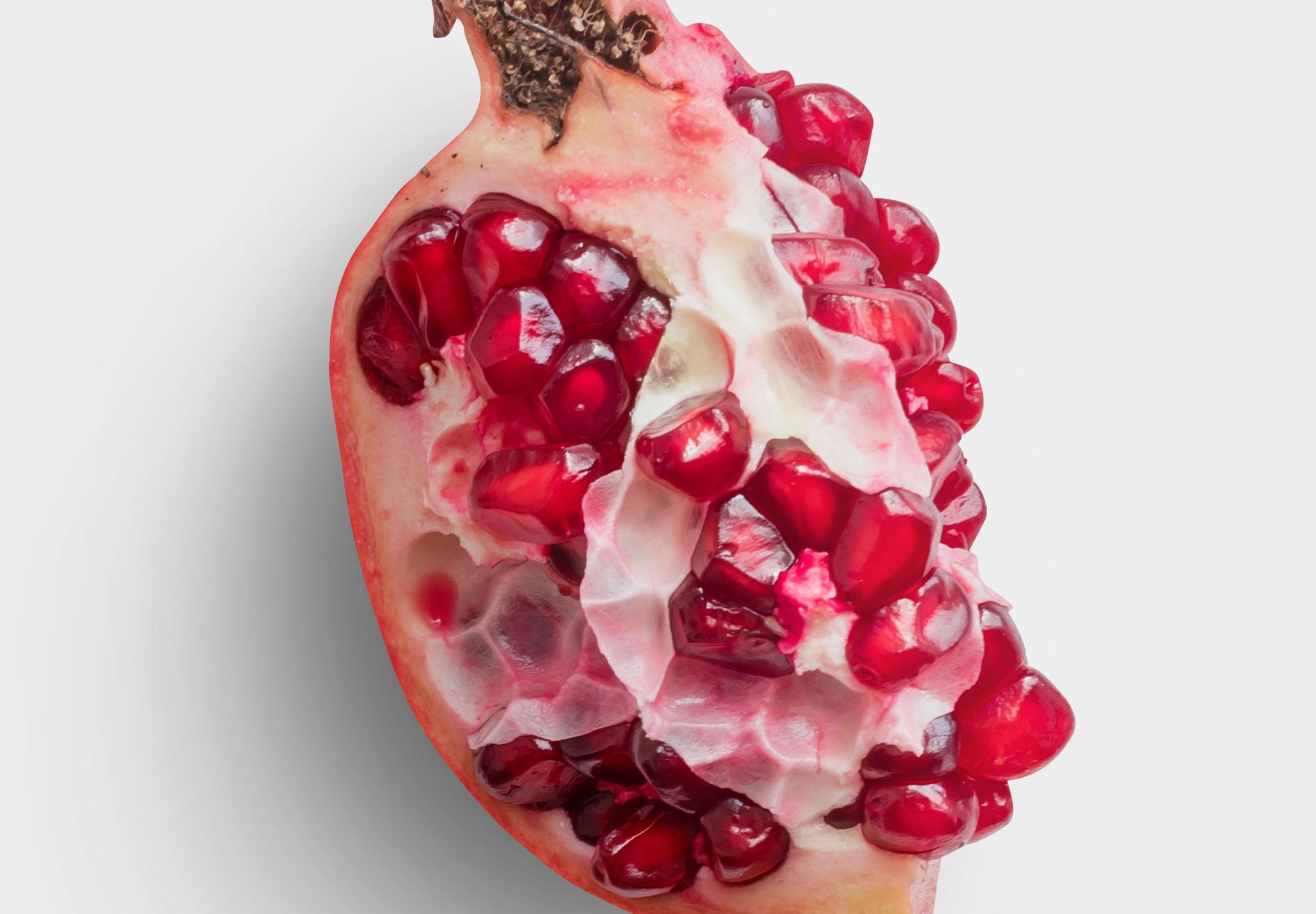 Fruit Pomegranates High Resolution