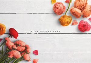 Ranunculus Custom Scene Creator Template 2 Thumbnail