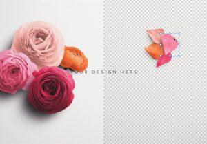Ranunculus Custom Scene Creator Template 4 Image01