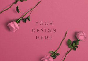Roses Custom Scene Creator Template 1 Image03