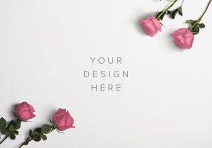 Roses Custom Scene Creator Template 1 Thumbnail