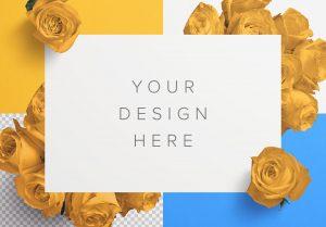 Roses Custom Scene Creator Template 2 Image02