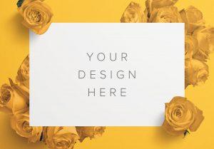 Roses Custom Scene Creator Template 2 Image03