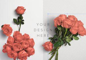 Roses Custom Scene Creator Template 3 Image01