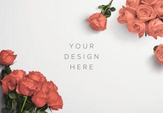 Roses Custom Scene Creator Template 3 Thumbnail