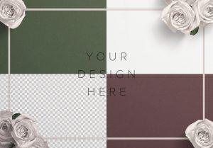 Roses Custom Scene Creator Template 4 Image02