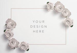 Roses Custom Scene Creator Template 4 Thumbnail