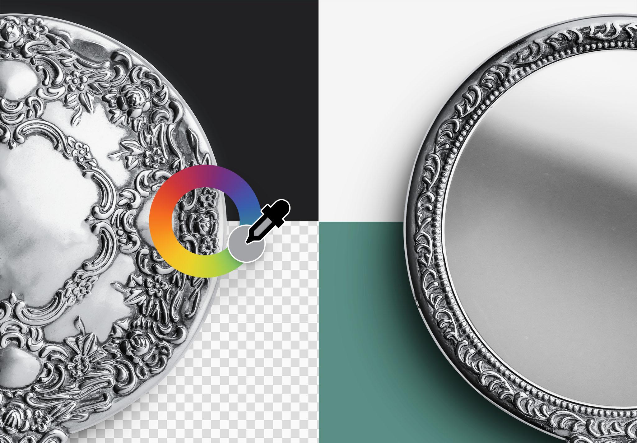 Vanity Set Color Editable